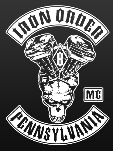 Iron Order Motorcycle Club - Juggie